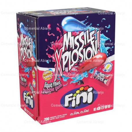 CHICLE MISSILE XPLOSION!