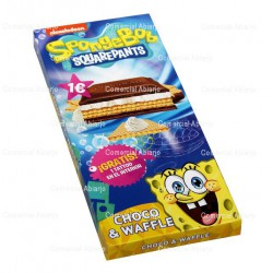 TABLETA BOB ESPONJA CHOCOLATE